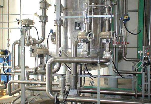 纯水管路及其控制