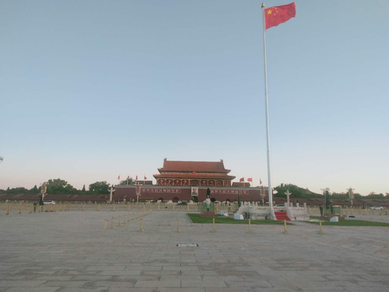 国庆期间的北京,鹏锦机械祝愿大家国庆快乐,中秋快乐,祝愿祖国繁荣昌盛